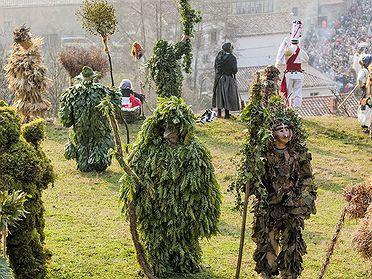 Fotogalería: Carnaval de la Vijanera (Cantabria)