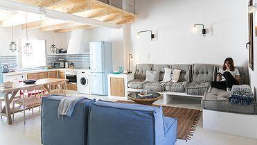 Apartamentos 'La casa del puerto' (Valencia)