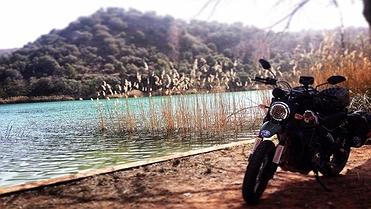 Ruta en moto en la frontera de Castilla-La Mancha y Andalucía