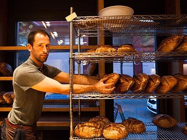 Panadería Cientotreinta grados (Madrid)