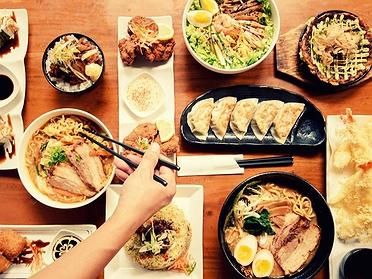 Ingredientes básicos de cocina japonesa