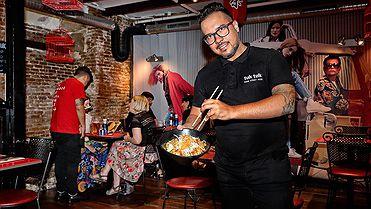 Cocinas de otros mundos en Chueca (Madrid)
