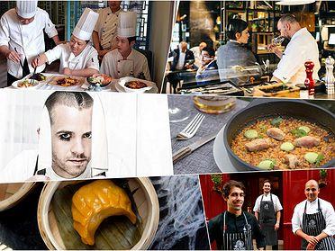 Donde comen los cocineros en Madrid Fusión
