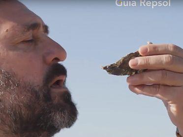 Cómo comer una ostra