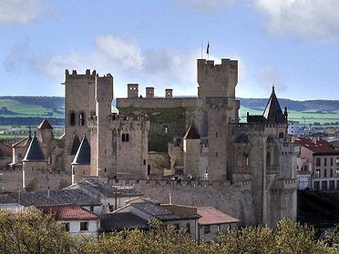Conoce el Palacio Real de Olite en 10 curiosidades