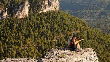 Monumentos naturales de la Serranía de Cuenca