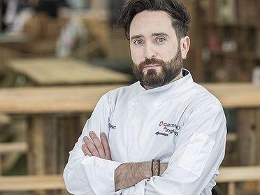 Daniel López (restaurante 'O Camiño do Inglés', Ferrol)