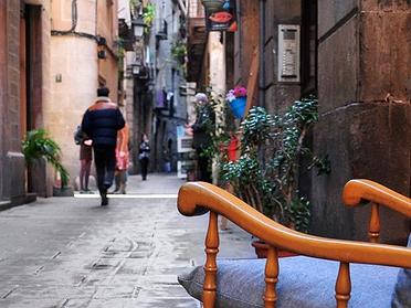 De paseo por el Born, el barrio que marca tendencia en Barcelona