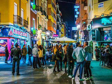 De tapas por Alicante
