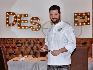 Restaurante 'Desencaja', Madrid
