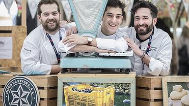 Los nuevos chef de la cocina gallega