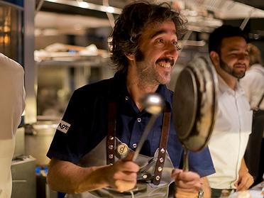 Una playlist para el restaurante DSTAgE (Madrid)