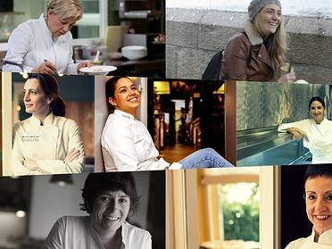 Donde comen las chef de la alta cocina española