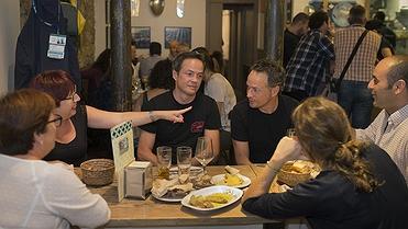Donde comen los cocineros en Donostia