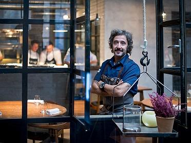 Restaurante 'DSTAgE' (Madrid): nuevo 3 Soles 2018