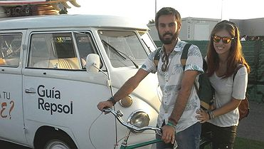 El kit festivalero triunfa en Ebrovisión