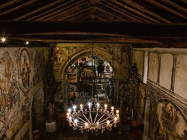 El arte románico gallego
