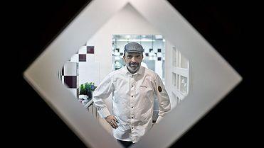 Restaurante 'Cenador de Amós' (Cantabria)