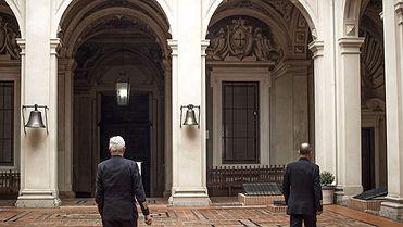 El Palacio de Viso del Marqués (Ciudad Real): Marinos en La Mancha