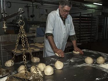 El pan de Cruz de Ciudad Real