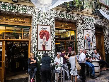 De tapas por Zaragoza: El Tubo