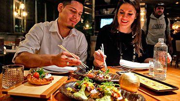 Los mejores restaurantes peruanos en Madrid