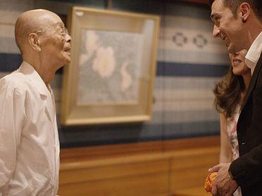 Jiro Ono y Eneko Atxa en la pelicula 'Soul'