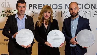 Premios Nacionales de Gastronomía 2015