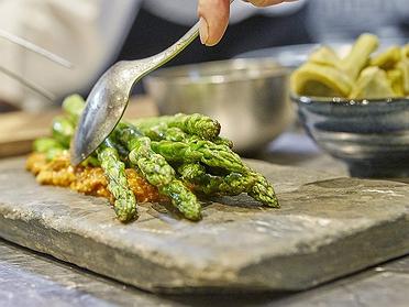 Restaurantes de la Comunidad de Madrid especializados en verduras