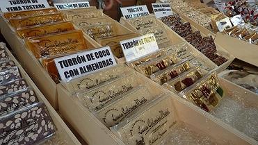 Feria del Turrón de Jijona (Alicante)