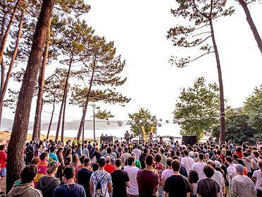 Festivales Galicia 2017, conciertos de verano