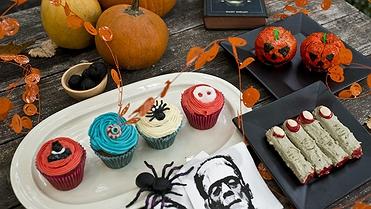Recetas para hacer en Halloween con niños