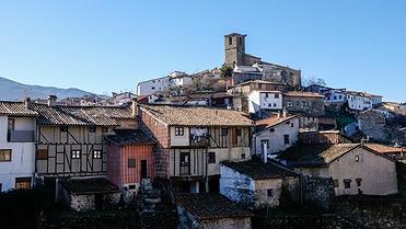 Paseo por Hervás y Valle de Ambroz (Cáceres)