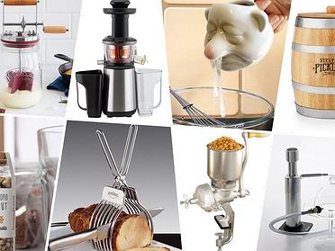 Gadgets para papas cocinillas