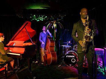 Gastrobares de Jazz en Madrid