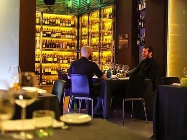 Gastronomía junto al Guggenheim (Bilbao)