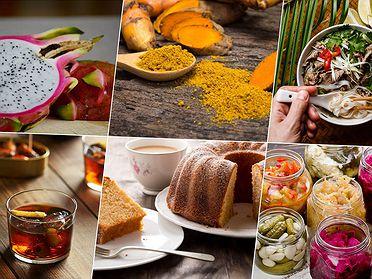 Tendencias gastronómicas y culinarias para 2018