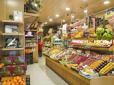 Tiendas gourmet en Madrid