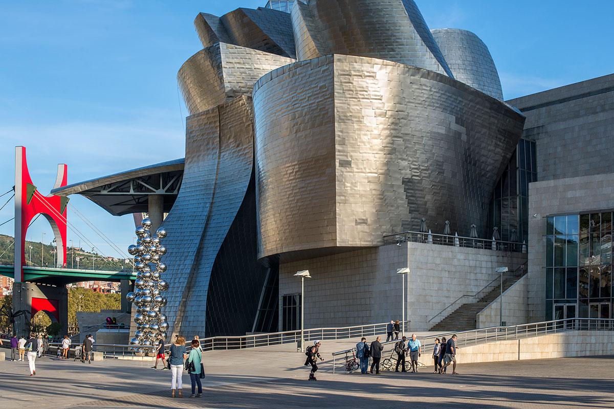 El Guggenheim cumple 20 años (Bilbao)   Guía Repsol