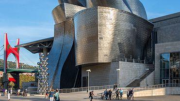 El Guggenheim cumple 20 años (Bilbao)