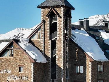 Hoteles en pistas de esquí