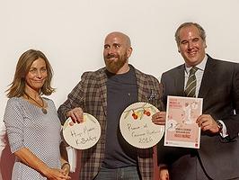 Que bien lo pasamos en los Premios de Gastronomía de Madrid