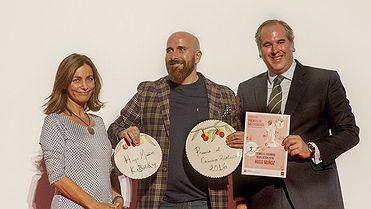 Entrega de I Premios de Gastronomía de Madrid
