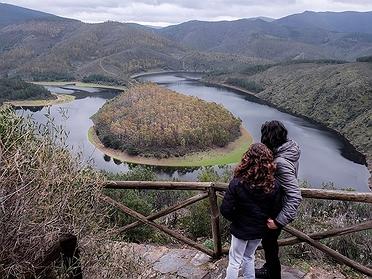 Pueblos y rutas de las Hurdes (Cáceres)
