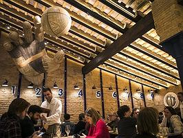 Cocina valenciana del siglo XXI (y en el centro de la ciudad)