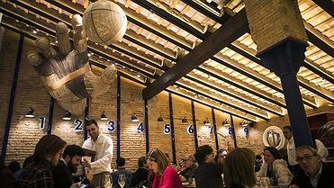 Restaurante 'Pelayo Gastro Trinquet' (Valencia)