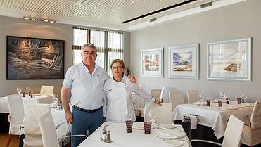 Restaurante 'El Faralló' (Denia, Alicante)