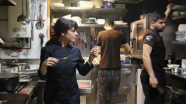 Los restaurantes favoritos de Jorge Asenjo y Rebeca Barainca ('Galerna')