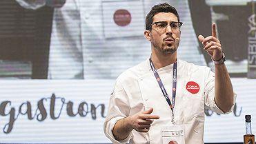 Jorge Gago, premio Cociñeiro Novo 2017