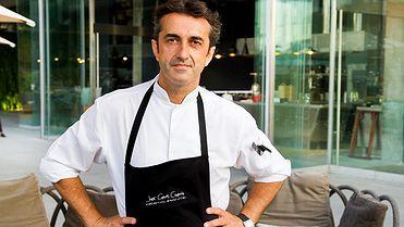 Los restaurantes favoritos de José Carlos García